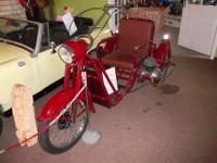 Servis a renovace motocyklů